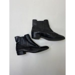 Marc Fisher Women's Ankle Boot Black Size 7